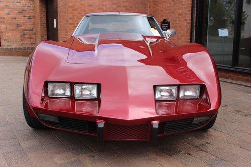 1973 Chevrolet Corvette Stingray L-48 350 V8 Auto SOLD (picture 4 of 6)