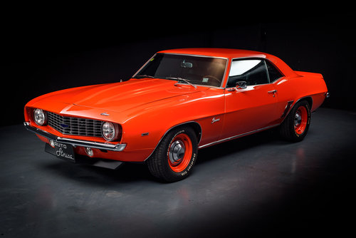 1969 Chevrolet Camaro ZL1 For Sale (picture 1 of 6)