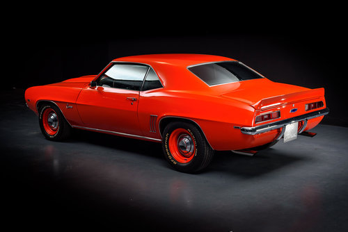 1969 Chevrolet Camaro ZL1 For Sale (picture 3 of 6)