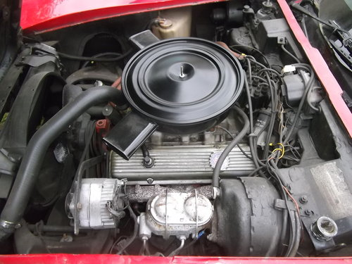 1973  Corvette Stingray C3 Convertible 350 V8 Automatic  SOLD (picture 3 of 6)