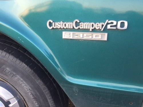 1970 Chevy C20 long bed pick up V8, auto For Sale (picture 4 of 6)