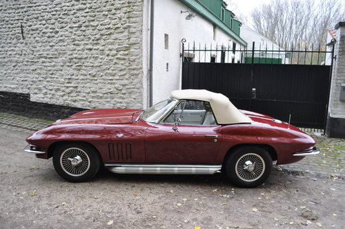 Chevrolet Corvette Sting Ray C2 Cabriolet (1965)  For Sale (picture 2 of 6)