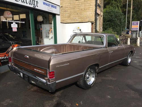 1967 CHEVROLET EL CAMINO For Sale (picture 2 of 6)