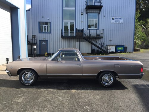 1967 CHEVROLET EL CAMINO For Sale (picture 5 of 6)