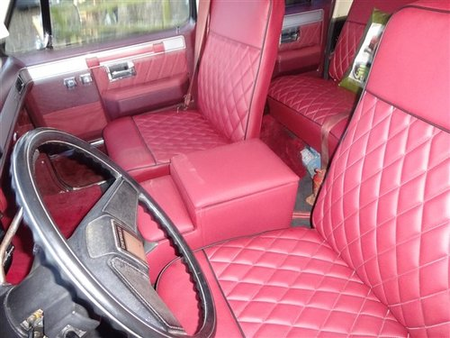 1987,  E  CHEVROLET  PICK-UP c-30 Scotsdale 4 door king cab  For Sale (picture 6 of 6)