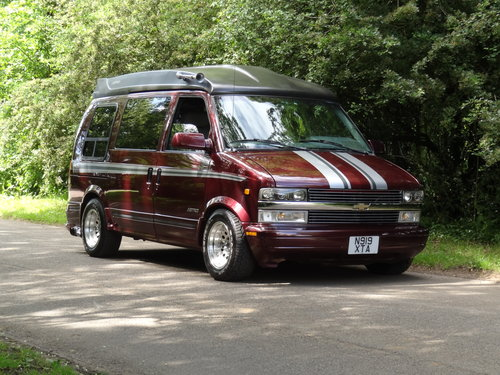 1995 Chevy Day Van with LPG  NOW SOLD SOLD (picture 1 of 6)