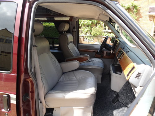 1995 Chevy Astro Day Van with LPG  NOW SOLD For Sale (picture 4 of 6)