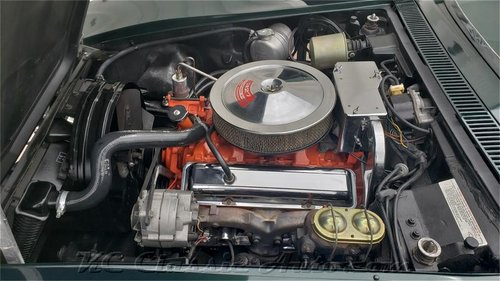 1968 Chevrolet Corvette 350hp Numbers Matching For Sale (picture 5 of 6)