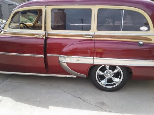 1954 Chevrolet Bel Air Townsman Tin Woody For Sale (picture 1 of 5)