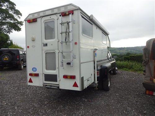 DEMOUNTABLE POD/TRUCK CAMPER  For Sale (picture 4 of 6)