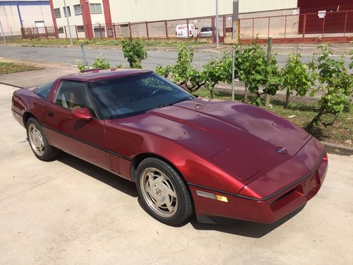 Superb 1988 Corvette C4 coming soon For Sale (picture 1 of 6)