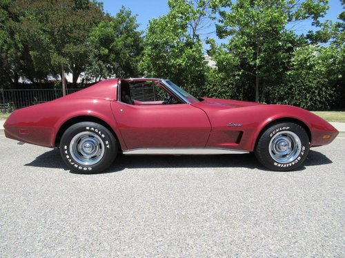 1975 Chevrolet Corvette For Sale (picture 2 of 6)