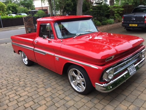 1966 Stunning C 10 Pick up For Sale (picture 1 of 6)