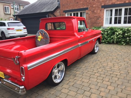 1966 Stunning C 10 Pick up For Sale (picture 2 of 6)