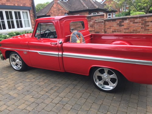 1966 Stunning C 10 Pick up For Sale (picture 4 of 6)