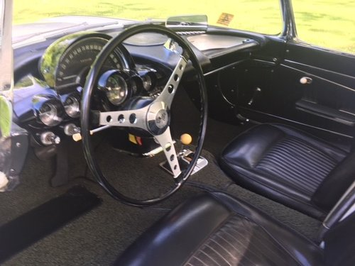 1962 Corvette Fuel Injected 44k miles For Sale (picture 4 of 6)