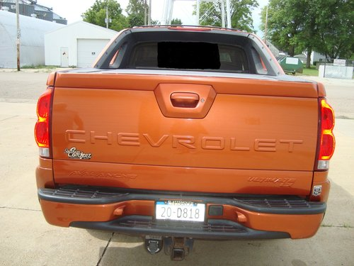 2005 Chevrolet Avalanche 1500 LT SOLD (picture 3 of 6)