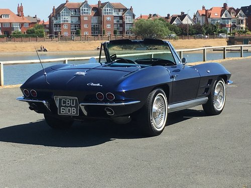 1964 '64 CORVETTE C2 327 V8 CONVERTIBLE For Sale (picture 3 of 6)