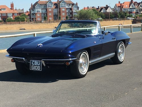 1964 '64 CORVETTE C2 327 V8 CONVERTIBLE For Sale (picture 4 of 6)