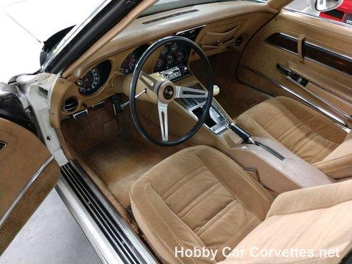 1974 White Corvette Tan Int 4spd for sale For Sale (picture 3 of 6)