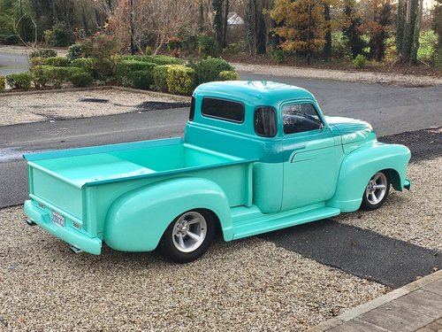 1948 Chevrolet 3100 Stepside Pick-Up For Sale (picture 5 of 6)