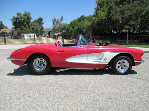 1959 Chevrolet Corvette For Sale (picture 2 of 6)
