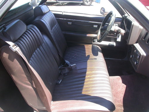 1983 ONE CALIFORNIA OWNER , IN THE UK ,CURRENT MOT &UK REGISTERED For Sale (picture 4 of 5)
