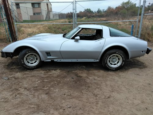 1980 Corvette C3- T-top For Sale (picture 3 of 6)