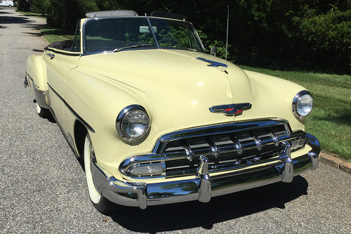 1952 Chevrolet Styleline Deluxe Convertible For Sale (picture 1 of 6)