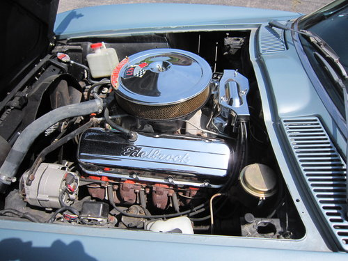1966 Corvette Big Block 427 V8 425 HP For Sale (picture 2 of 6)