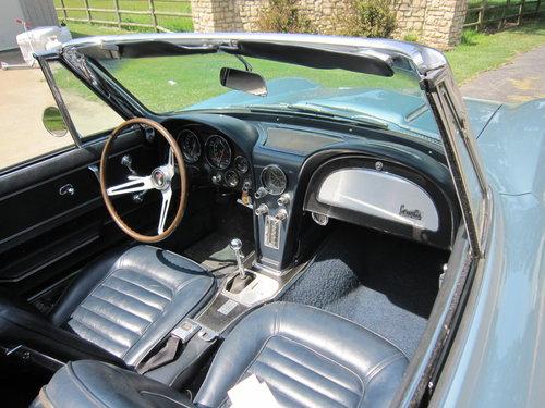 1966 Corvette Big Block 427 V8 425 HP For Sale (picture 4 of 6)