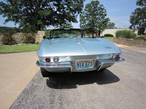 1966 Corvette Big Block 427 V8 425 HP For Sale (picture 6 of 6)