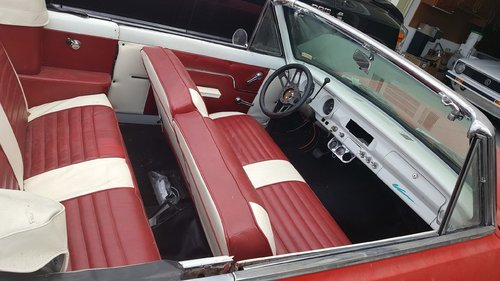 1963 Chevrolet Nova Convertible  SOLD (picture 5 of 6)