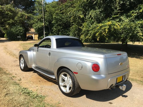 2005 Chevrolet SSR 5.3 LHD For Sale (picture 6 of 6)