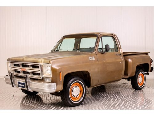 1976 Chevrolet GMC High Sierra Pick-Up V8 For Sale (picture 1 of 6)