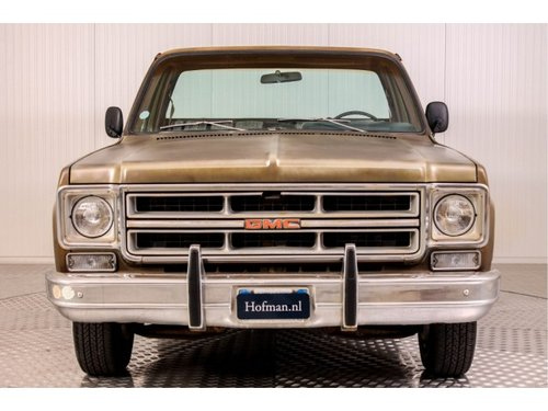 1976 Chevrolet GMC High Sierra Pick-Up V8 For Sale (picture 3 of 6)