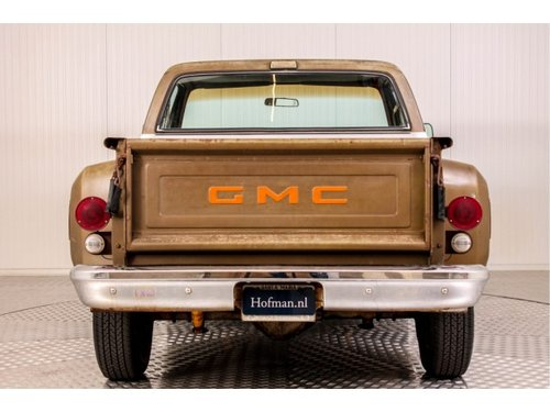 1976 Chevrolet GMC High Sierra Pick-Up V8 For Sale (picture 4 of 6)