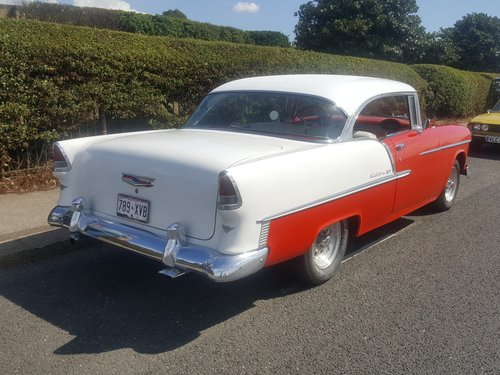 1955 Chevrolet Bel Air 2 Door  For Sale (picture 2 of 6)