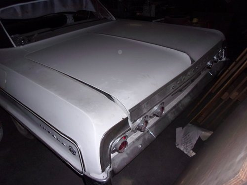 1964 Chevrolet Impala 2DR HT For Sale (picture 3 of 6)