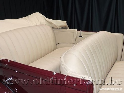 1935 Chevrolet Standard Six Phaeton '35 For Sale (picture 5 of 6)