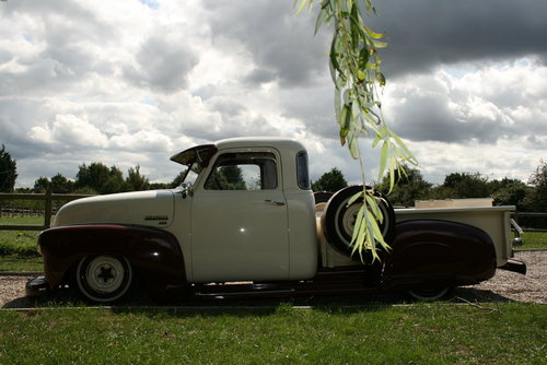 1952 Chevrolet Custom,Hot Rod,Pick Up Truck. Unique build. For Sale (picture 6 of 6)
