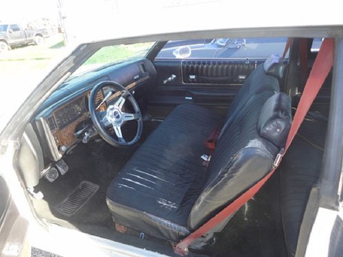 1979 Chevroet Monte Carlo 2 DR For Sale (picture 5 of 6)