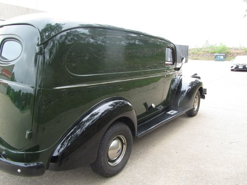 1946 Chevrolet 3800 Panel Truck SOLD (picture 2 of 6)