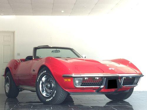 1971 Corvette Stingray For Sale (picture 1 of 6)
