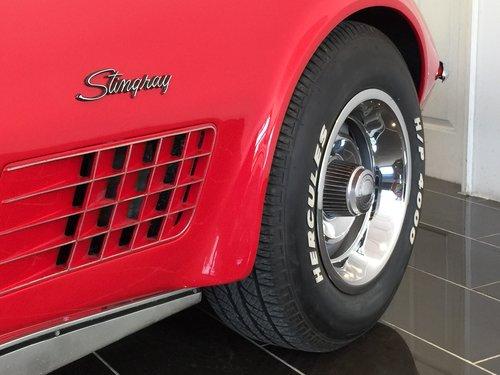 1971 Corvette Stingray For Sale (picture 4 of 6)
