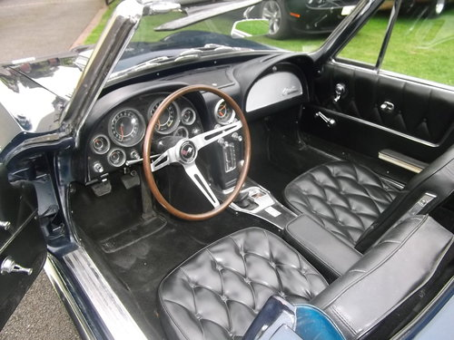 1964 Corvette Stingray Convertible, 4 Speed Manual SOLD (picture 2 of 6)