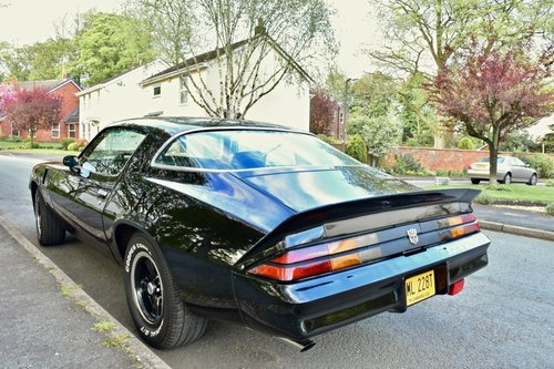 PRICE REDUCTION!!!! 1979 Chevrolet Camaro Z28 SOLD (picture 1 of 6)