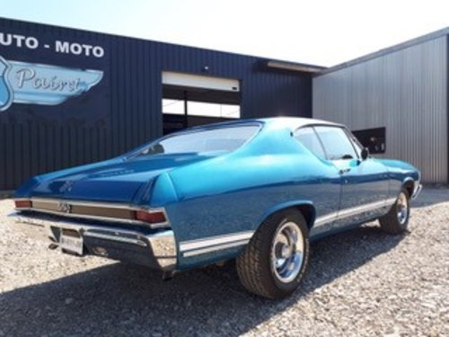 1968 CHEVROLET CHEVELLE SS 396  For Sale (picture 6 of 6)