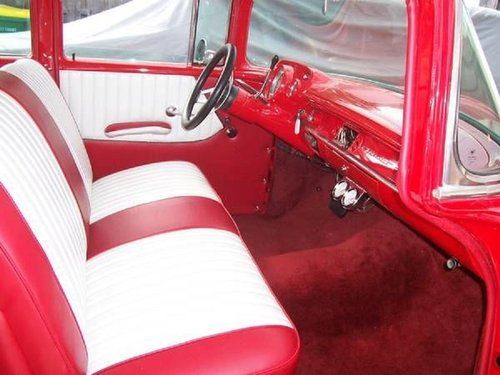 1957 Chevrolet Bel Air 4DR Wagon For Sale (picture 4 of 5)