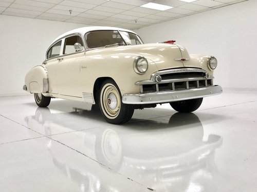 1949 Chevrolet Fleetline Deluxe Sedanette For Sale (picture 2 of 6)